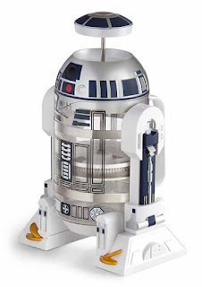 R2D2 Coffee Press - a great gift idea