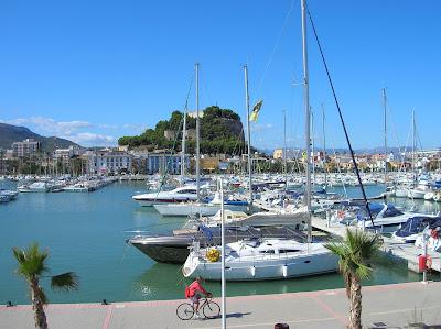Puerto de Dénia (Alicante)