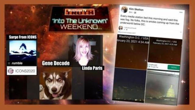 Sarge & Gene Decode! DC Smoke! Dumbs! Quantum Computers! Nesara! (Part One) - McAllister TV Must Video