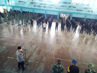 Pilkada Telah Usai, Kapolda Jambi Irjen Pol A Rachmad Wibowo meminta personel pengamanan tetap menjaga kesiapsiagaan