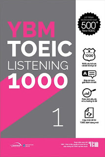 YBM Toeic  LC1000 - Vol 1 pdf audio