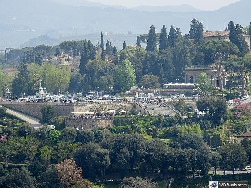 Piazzale Michelangelo - O que fazer em Florença, Itália - 40 atrativos