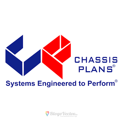 Chassis Plans Logo Vector