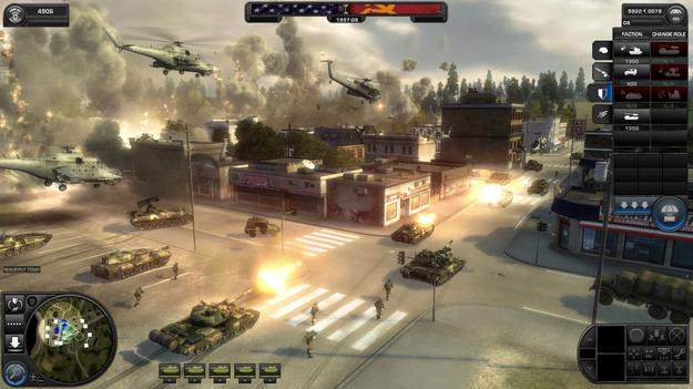 World In Conflict Complete Edition Free Download Screenshot 2