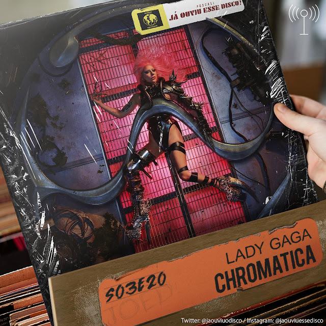 S03E20 Chromatica - Lady Gaga