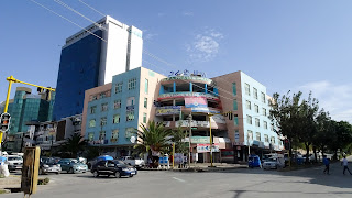 Mekelle Main central area