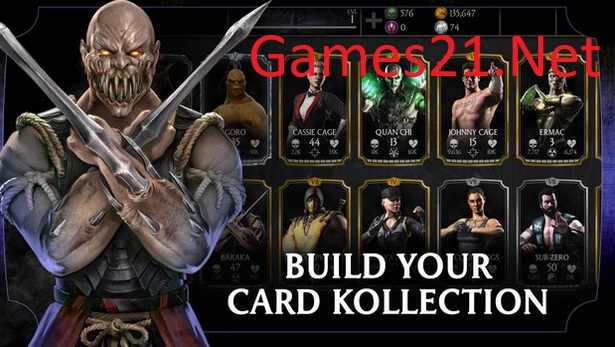 Screenshot Mortal Kombat X Mod Apk