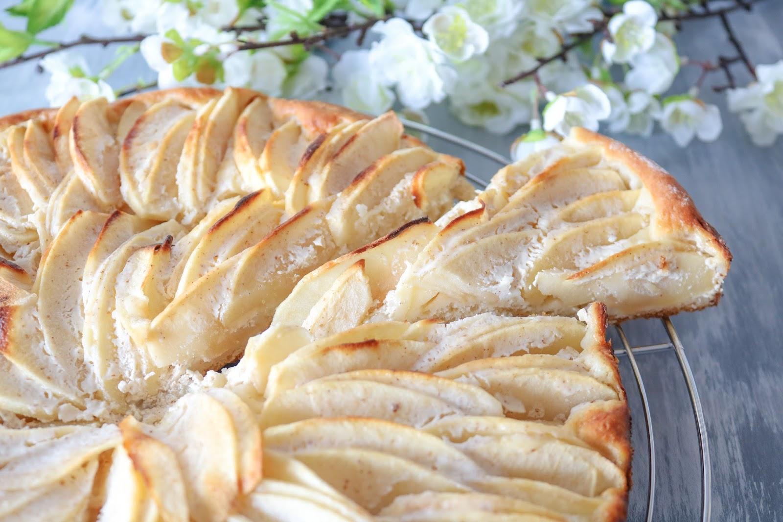 Rezept Apple Cake Delight Daydreamin Blog