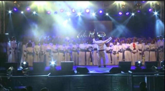 Download C&S Hymn: Gbogbo Aye Gbe Jesu Ga (Music + Lyrics)