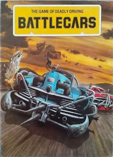Games Workshop Battlecars