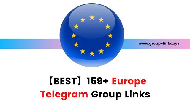 Europe Telegram Group Links