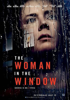 The Woman in the Window (2021) Dual Audio [Hindi – Eng] 720p HDRip ESub x265 HEVC 590Mb