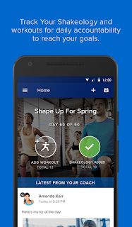 beachbody health bet, what is the health bet, katy ursta, challenge tracker app