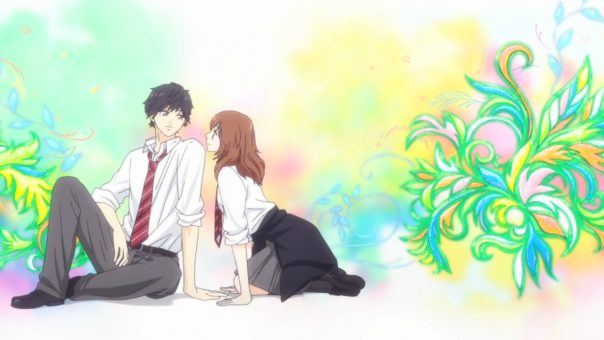 Ao Haru Ride BD Batch Subtitle Indonesia