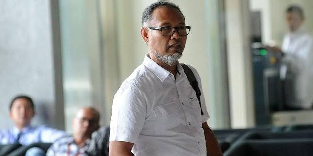 BW Ragukan KPK Ungkap Oknum Jenderal Polri yang Lindungi Nurhadi