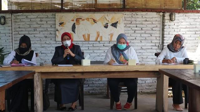 Sinergikan Program, PKK KLU Rakor Bersama OPD | Suara Bumigora