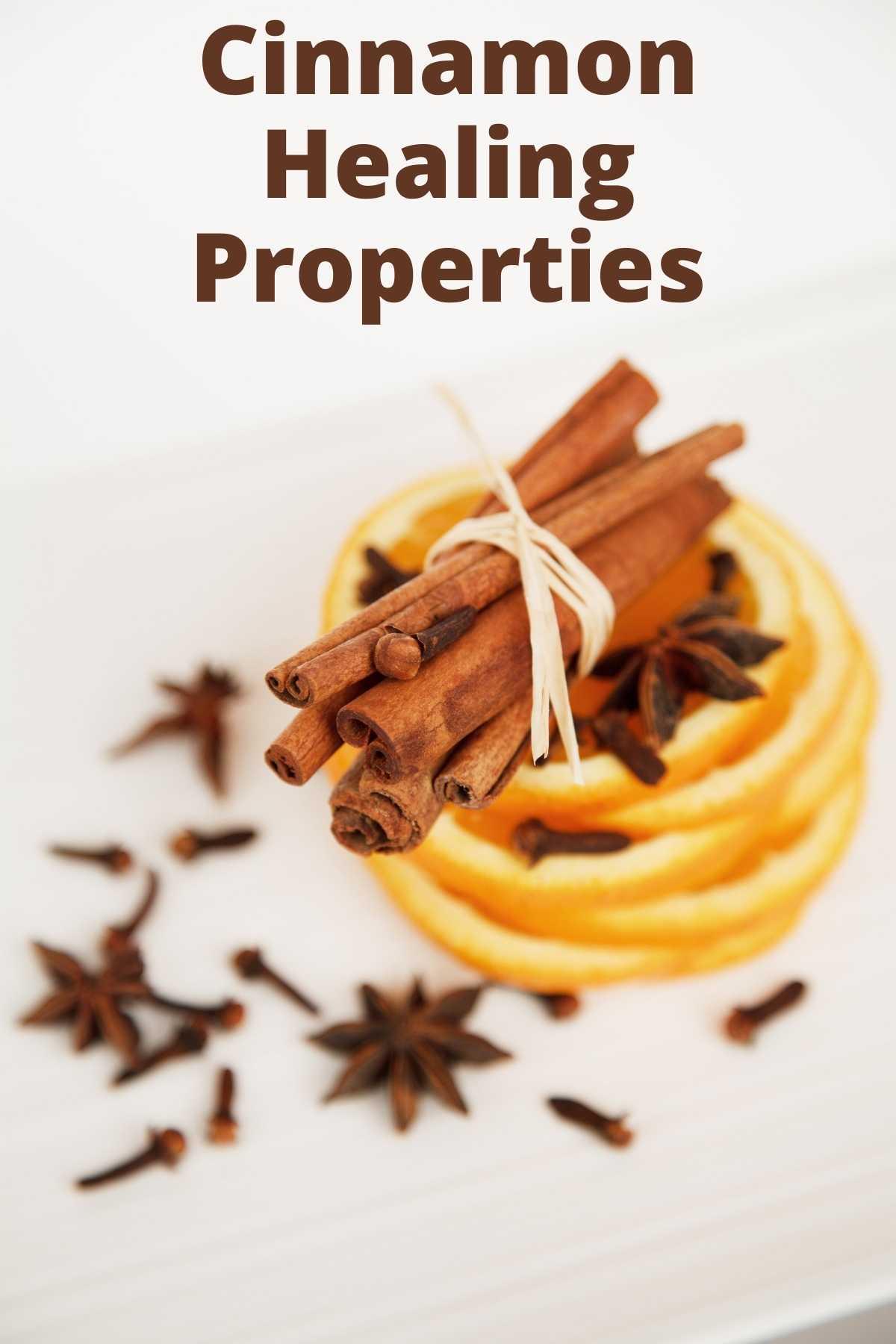 Cinnamon Healing Properties
