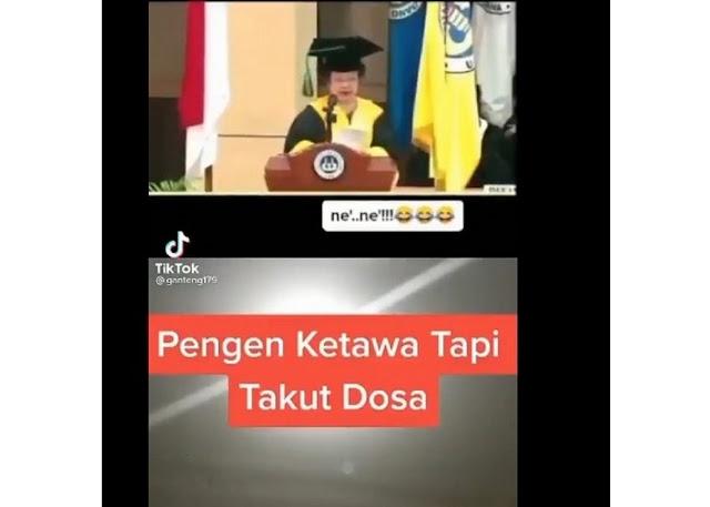 VIRAL Video... Megawati Salah Ucapkan Nama Nabi Muhammad