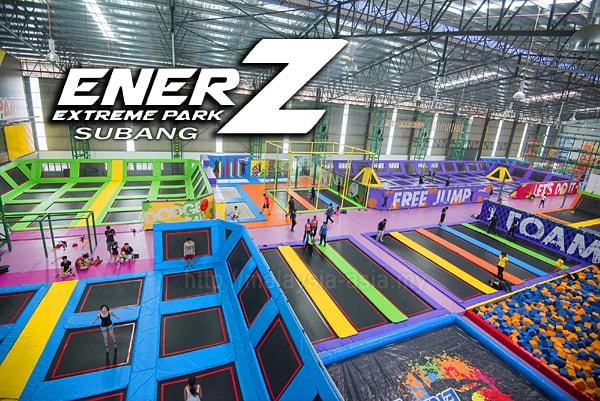EnerZ Indoor Park Subang  Jaya