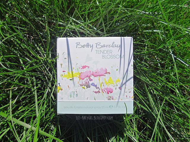 liz breygel blogger perfume fragrance review betty barclay pictures buy online tender blossom description spring sweet fresh aroma