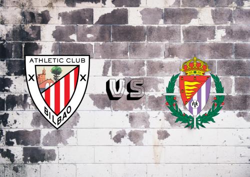 Athletic Club vs Real Valladolid  Resumen