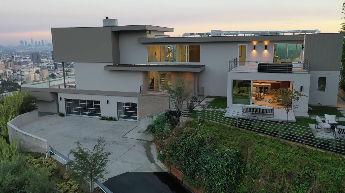 12 Interior Design Photos vs. 7007 Los Tilos Rd, Los Angeles, CA Luxury Home Tour