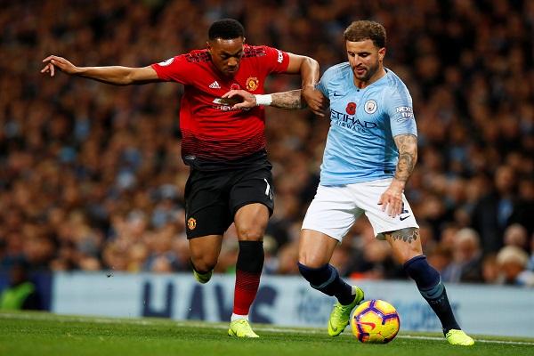 Jadwal Liga Inggris 2019 Pekan ke-16 : Super Big Match Manchester City vs Manchester United
