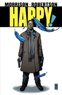 Happy! by Grant Morrison and Darick Robertson (Image Comics)