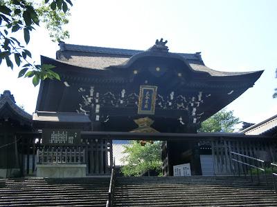 大谷本廟総門