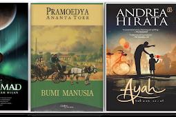 5 Novel Terbaik dan inspiratif