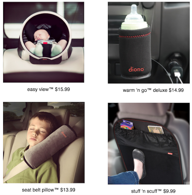Create With Mom: Travel Comfort with Car Accessories