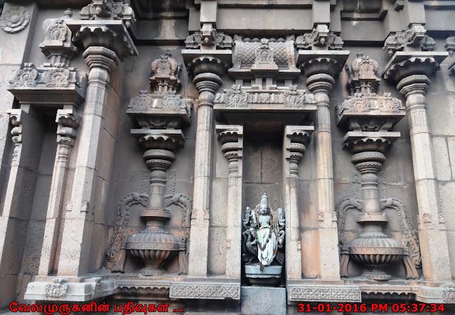 Chennai Dravidian Temple Architecture