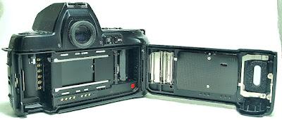 Nikon F-801s with MF-21 Back #895
