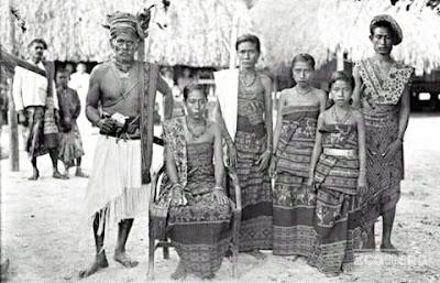 raja pertama di sabu, kecamatan Mesara