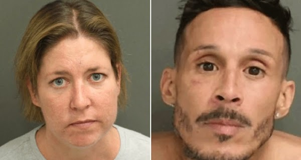 Florida Woman Zips Boyfriend In Suitcase And Leaves him There To Die