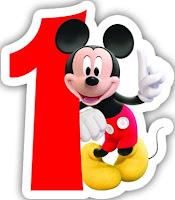 Mickey número 1