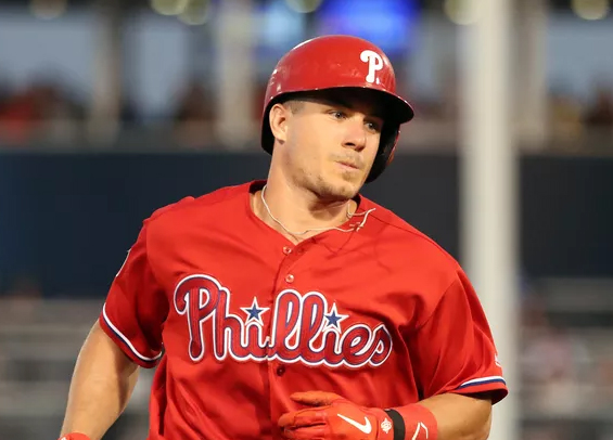 Phillies and J.T. Realmuto exchange arbitration figures.