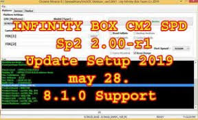 InfinityBox install CM2SP 2v 2.00-r2 download latest 2019 setup