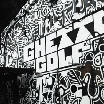 Ghetto Golf.
