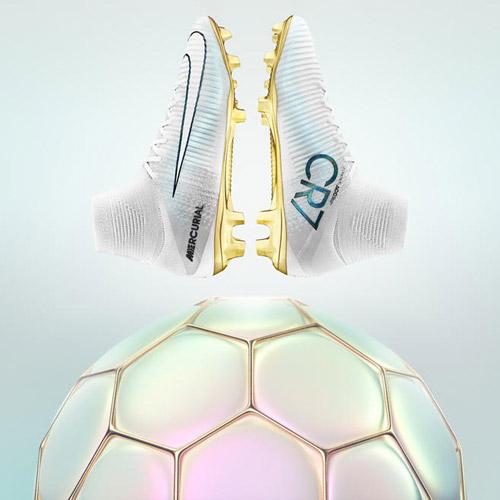 Botas de fútbol Mercurial Superfly CR7 Vitòrias edición limitada de Nike