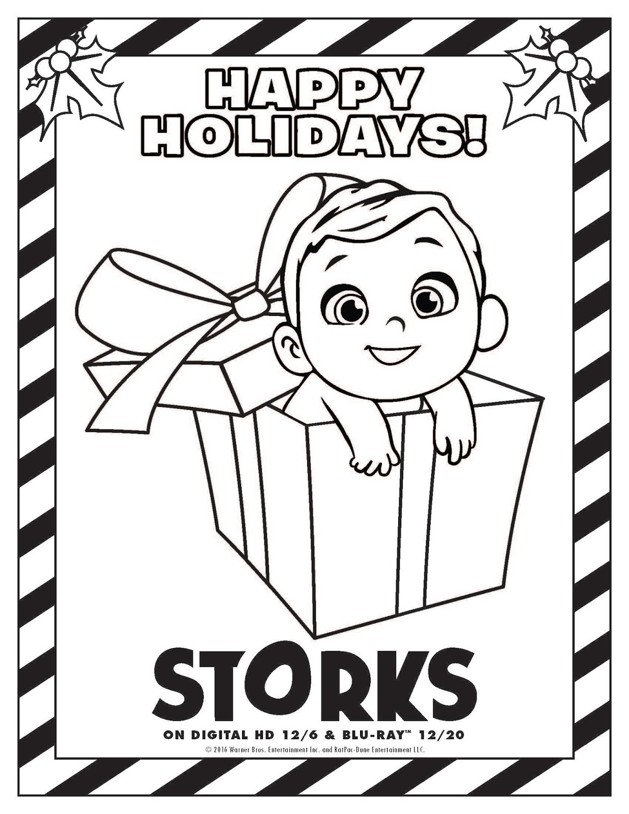 Coupon Savvy Sarah: On your Mark…Get Set…FLY! STORKS