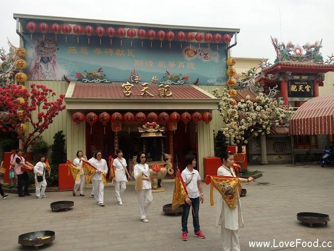 嘉義朴子-朴子配天宮-朴子在地信仰中心 靈驗的媽祖娘娘-pu zi pei tian gong