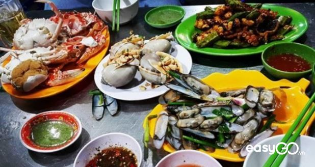 Vung Tau night market