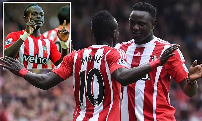 Victor Wanyama révèle que Mane sentait que ses coéquipiers de Southampton l'ignoraient dans les matchs