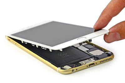 Sửa chữa điện thoại iphone 6 tại hà nội