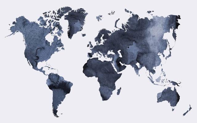 World Map Wallpaper PDF