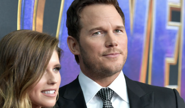Chris Pratt Criticized For Wearing 'White Supremacist' T-Shirt. It's Not. Not Even Close.