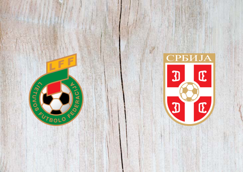 Lithuania vs Serbia -Highlights 14 October 2019