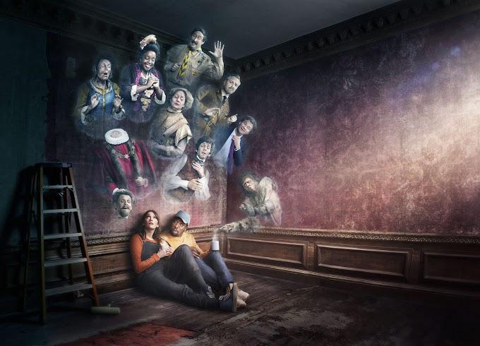 La nada terrorífica sitcom británica 'Fantasmas' llega en febrero a Movistar+