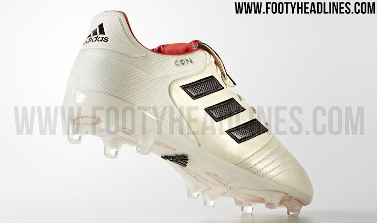 the latest e8e42 345bf Limited-Edition Adidas Copa Gloro 17.2 Champagne Revealed -
